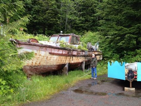 billys new boat