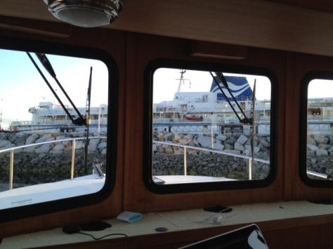 close ferry