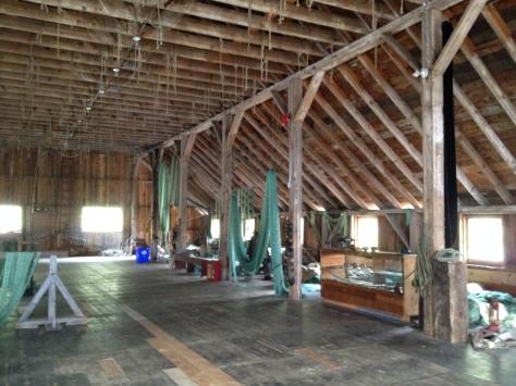 net shed
