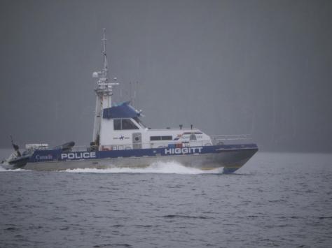 police boat in Fitz Hugh sound (1024x768)