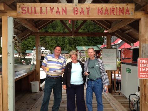 Sullivan bay trio
