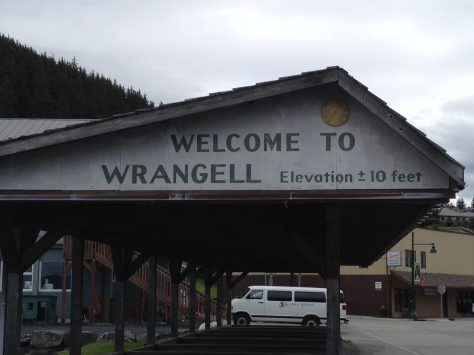 welcom to wrangell