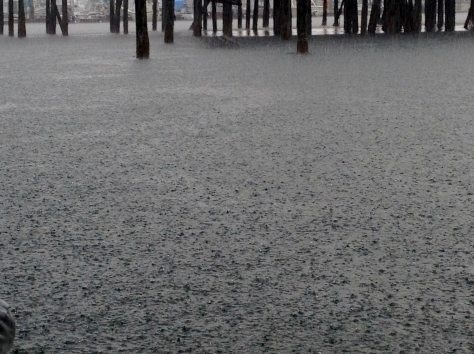 petersburg rain