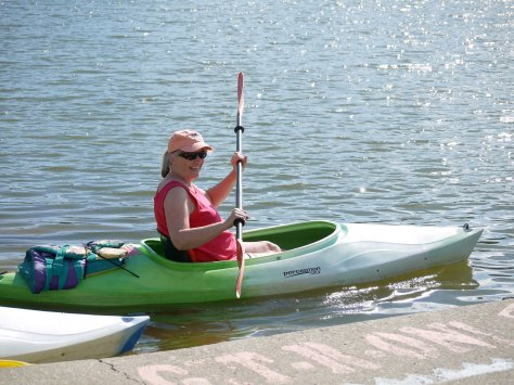 mb kayak